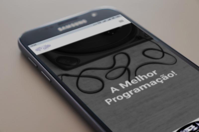 App PWA para rádios